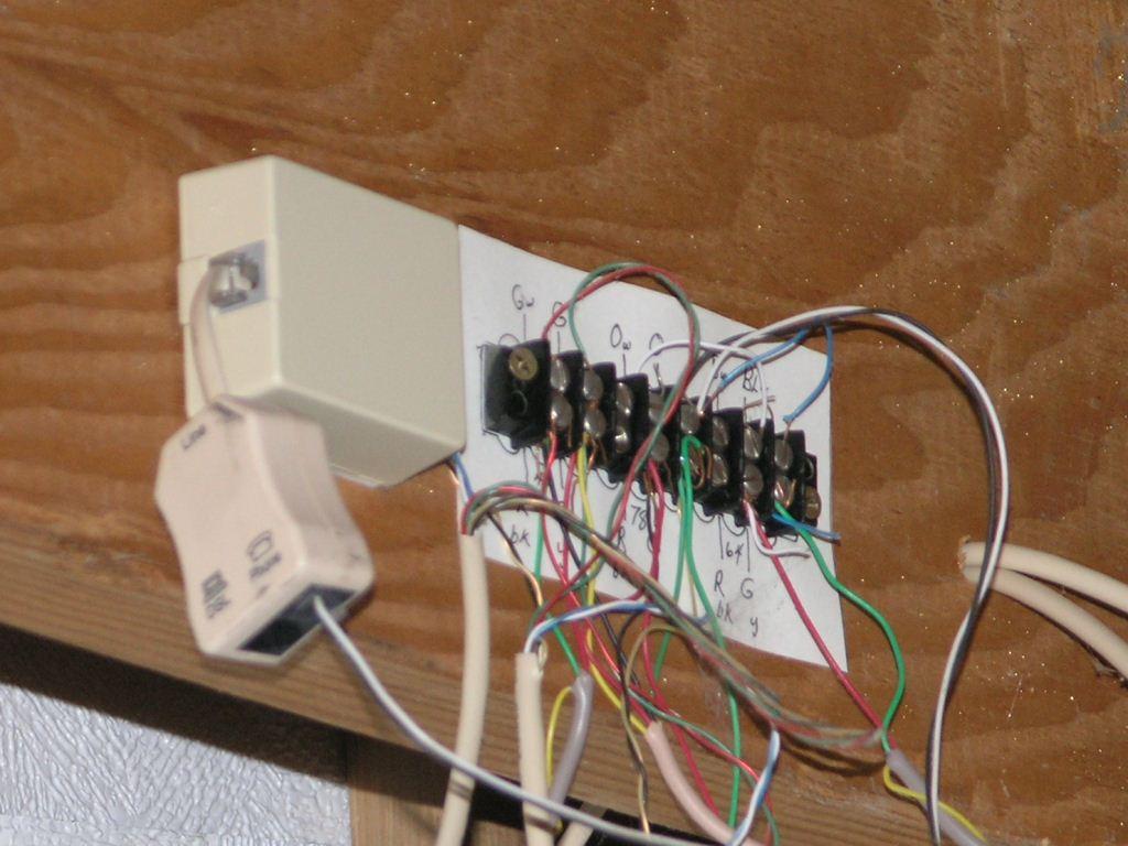 DSL Premises wiring